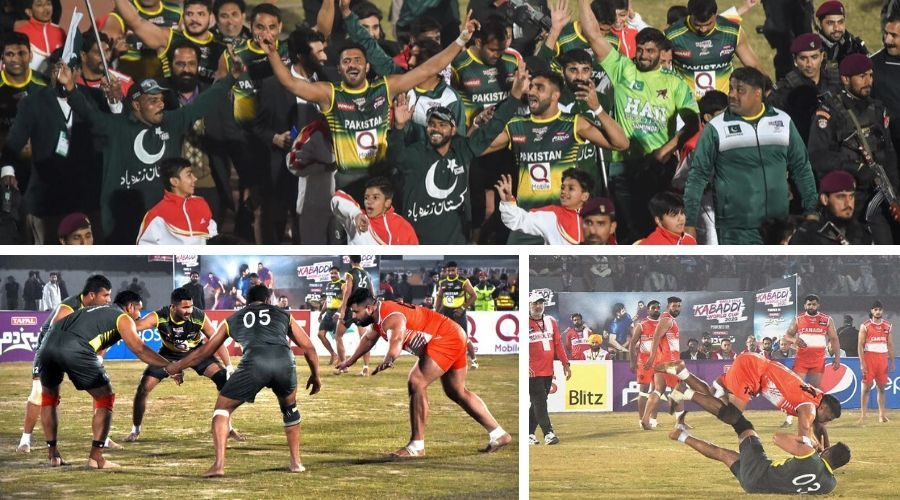 Pakistan Wins Kabaddi World Cup 2020 Defeating India In Finals In 2020 Kabaddi World Cup World Cup World