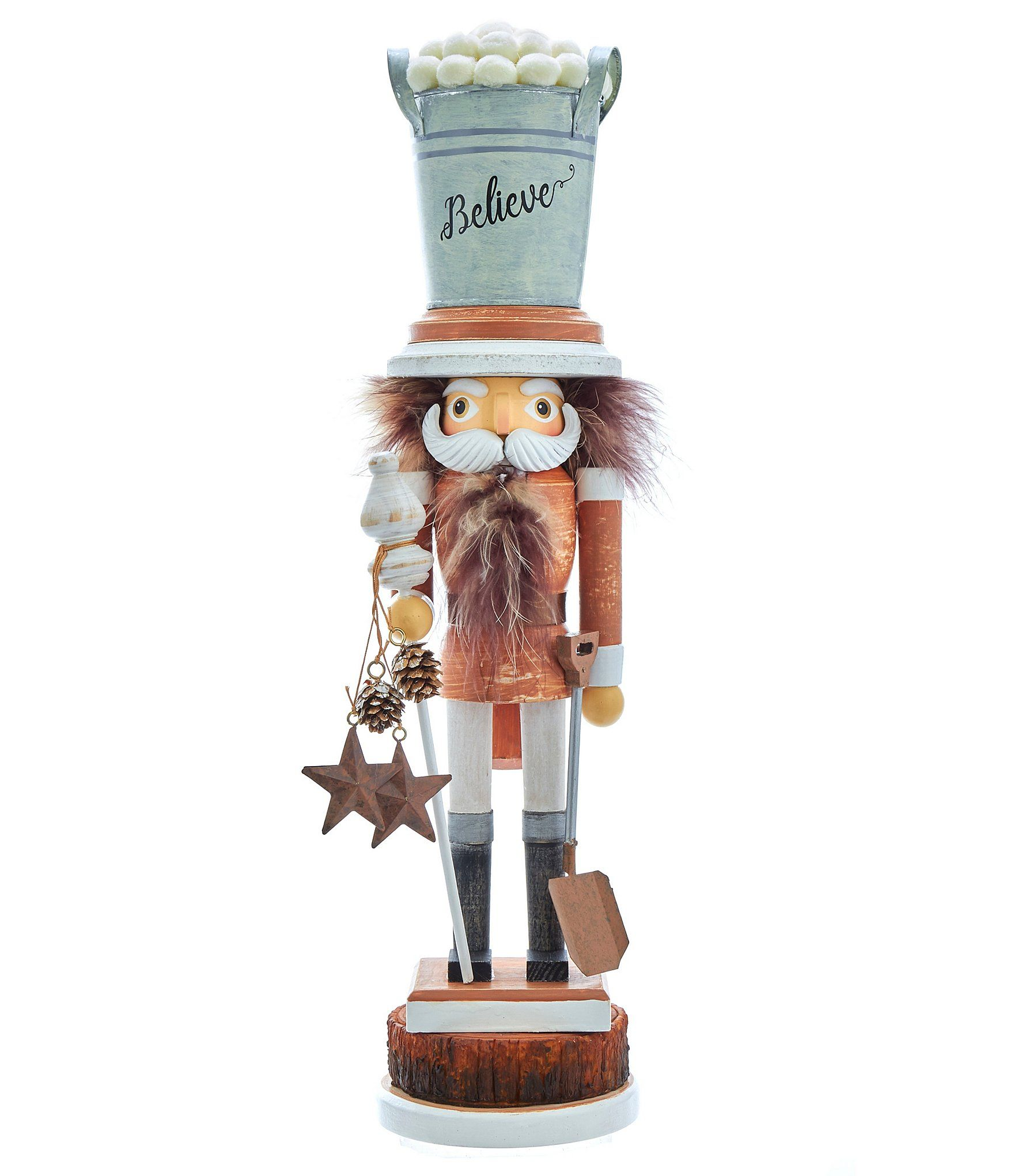 """Hollywood Collection 19.5"""" Believe Nutcracker in 2020"""