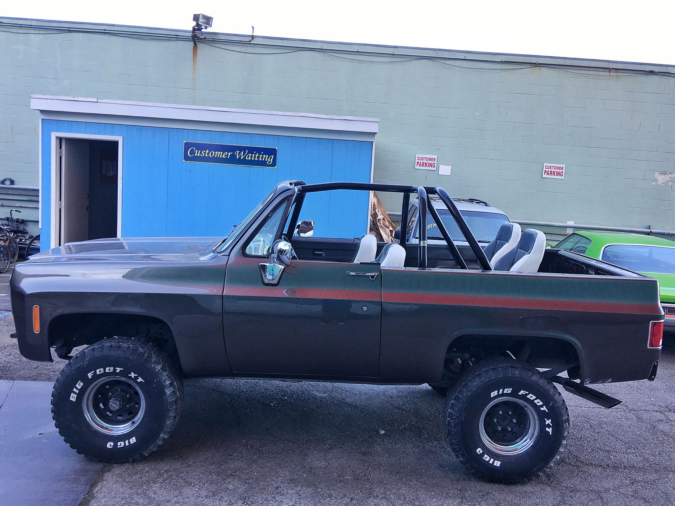 Restoring My Custom K5 Blazer Chevy Trucks Classic Chevy