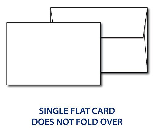 Heavyweight Blank White 4 X 6 Cards With Envelopes 40 Https Www Amazon Com Dp B01eijlbv0 Ref Cm Sw R Pi Dp X Gkm Cards Envelopes Cards Text Features