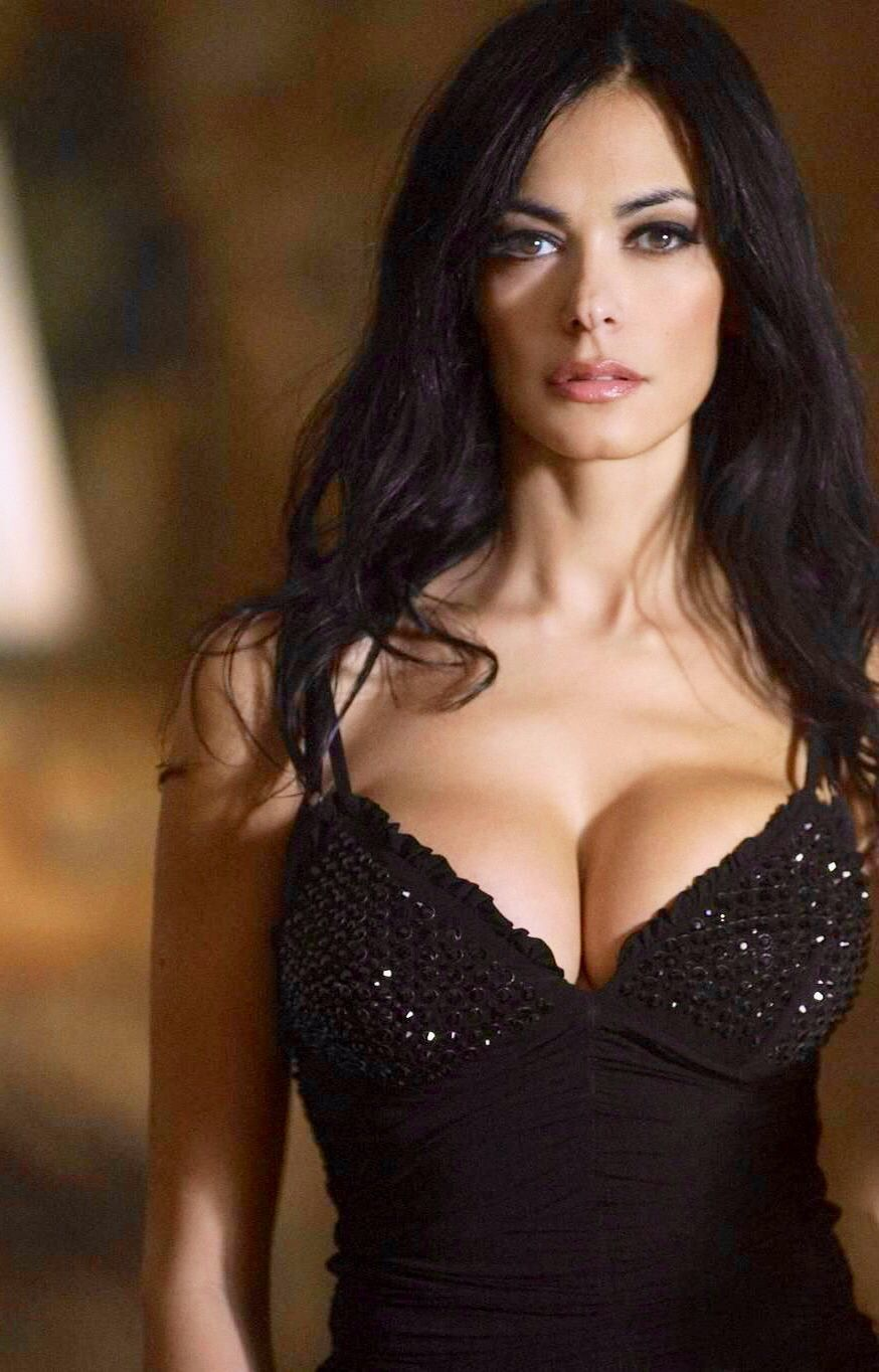 Maria Cucinotta So Attractive, Perfect If You Will Sexy -5483