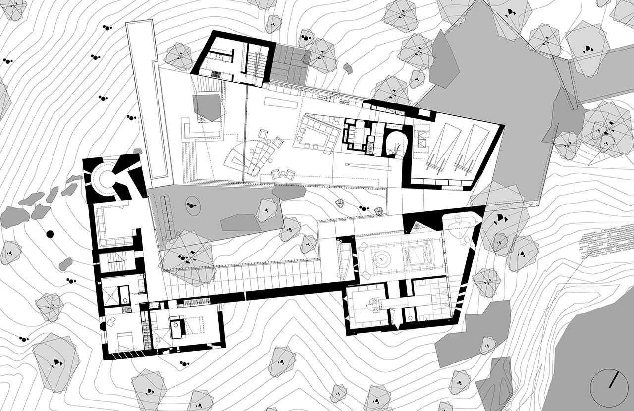 Gallery of Desert Courtyard House / Wendell Burnette Architects - 27 ...