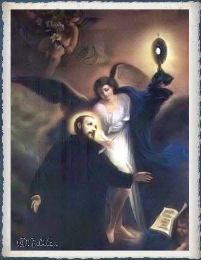 Santa María, Madre de Dios y Madre nuestra: 4 de junio   SAN FRANCISCO CARACCIOLO