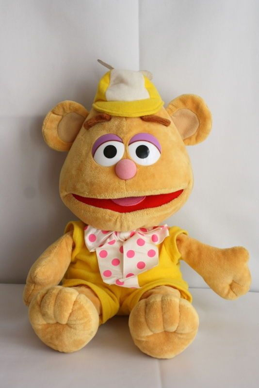 Vintage Disney Store Beaker Amp Gonzo Plush Doll Muppets 17