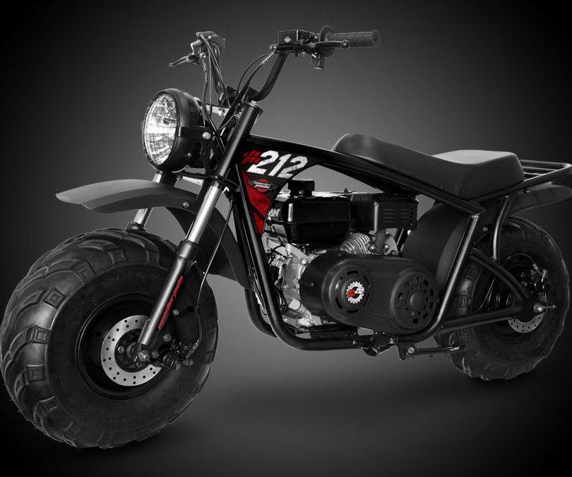 Monster Moto Classic 212cc Mini Bike | Gear/Equipment | Mini