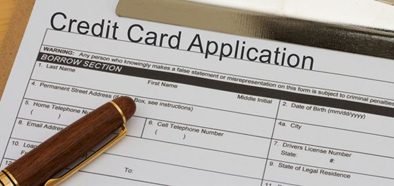 Hereu0027s Why Applying for a Credit Card Hurts Your Credit Score - credit application