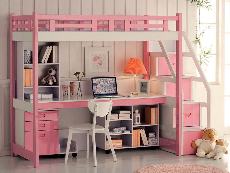 Hochbetten Kinderzimmer : Kinderzimmer-Jugendzimmer-Hochbett ...