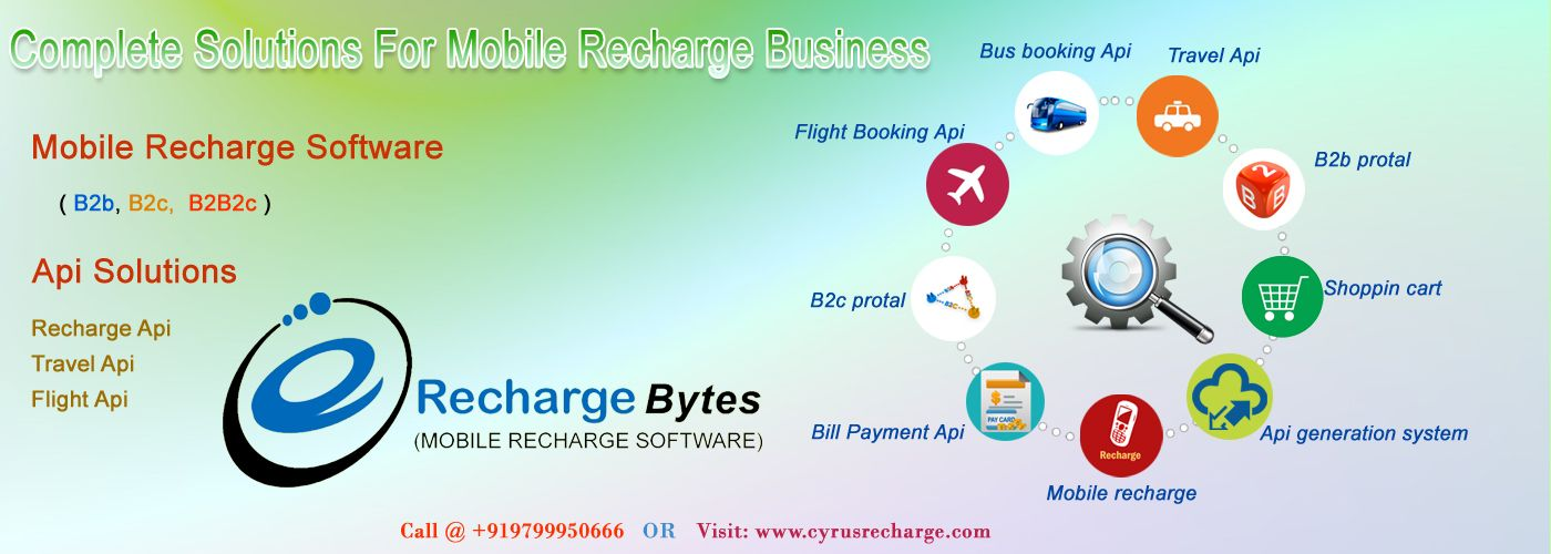Have A Api Need For Your Mobile Recharge Travel Or Money Transfer Business Can