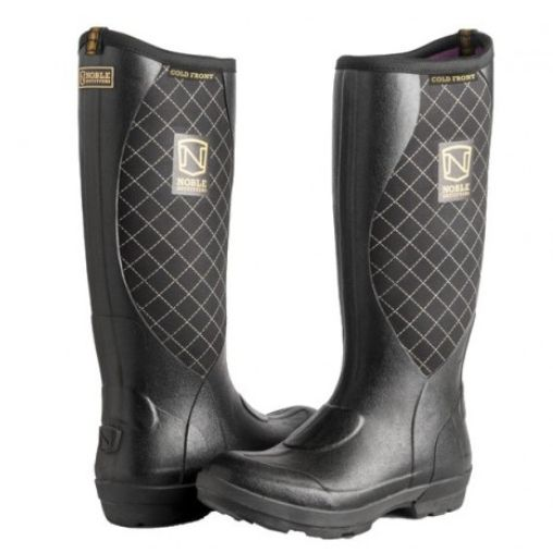 Noble Outfitters Ladies  Muds Cold Front Rubber Boots  79e0c3a519