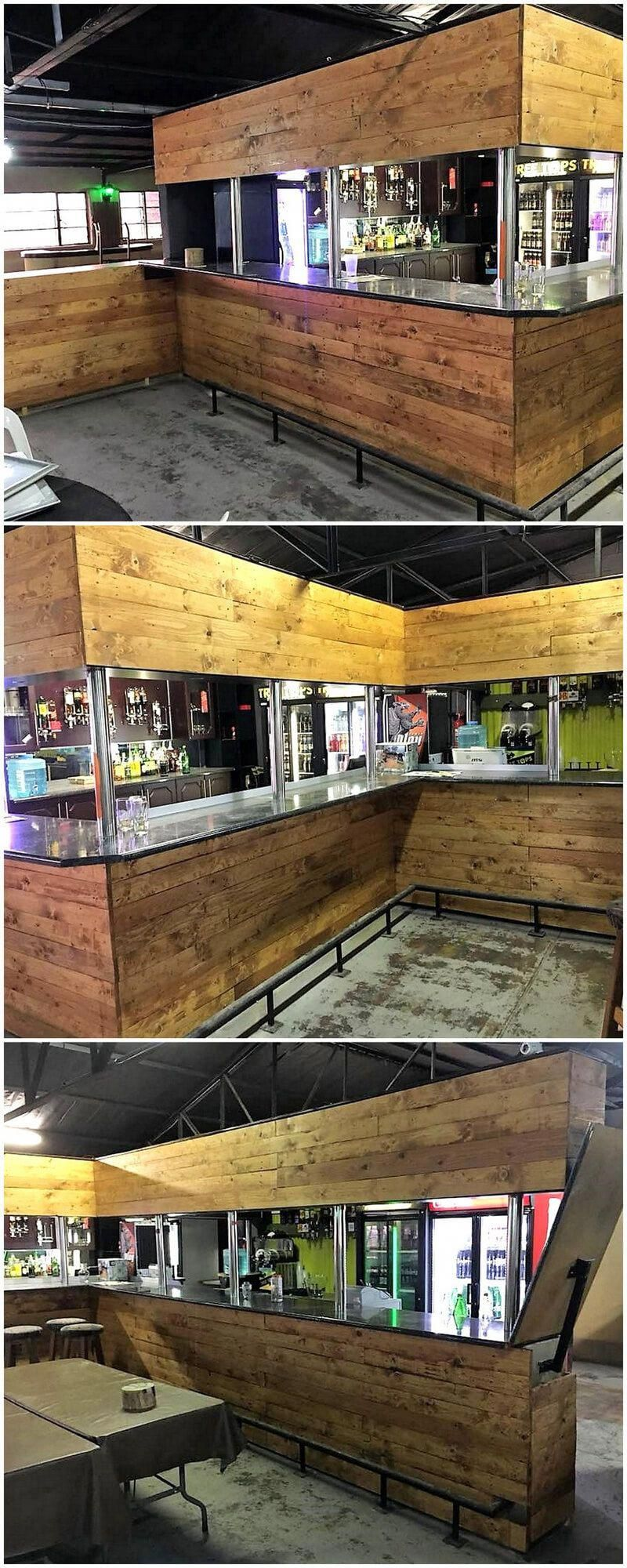 Just click the link to find out more Upcycling Old Pallets #palletfurniture #palletwoodart #oldpalletsforcrafting