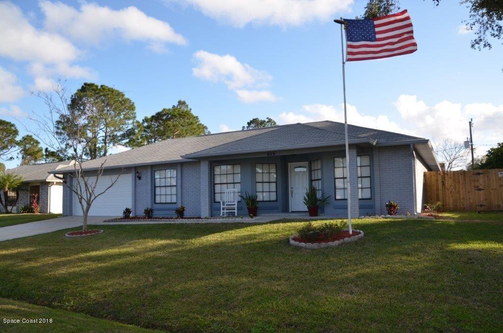 818 Hamm Street, Palm Bay, FL 32907 Real estate