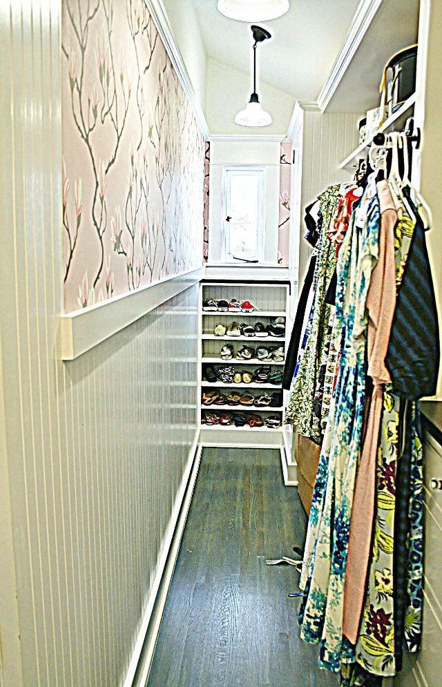 Image Result For Organizing A Deep Narrow Closet Narrow