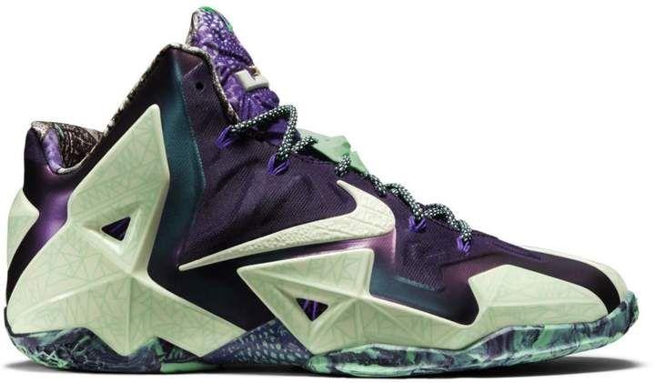 buy popular 978be f1737 Nike LeBron 11 NOLA Gumbo League Gator King