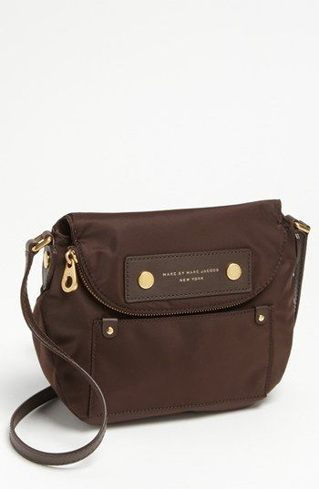 b17277729c62 MARC BY MARC JACOBS Preppy Nylon Mini Natasha Crossbody Bag available at   Nordstrom
