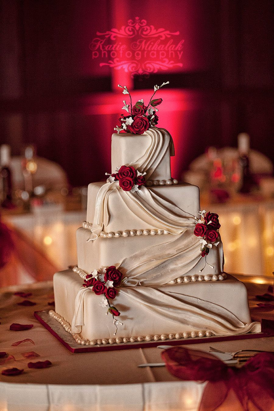 Wedding cake simple and elegant primavera pinterest wedding