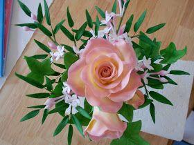 cake attack vienna tutorial rosen teil 1 zuckerblumen flowers and more pinterest. Black Bedroom Furniture Sets. Home Design Ideas