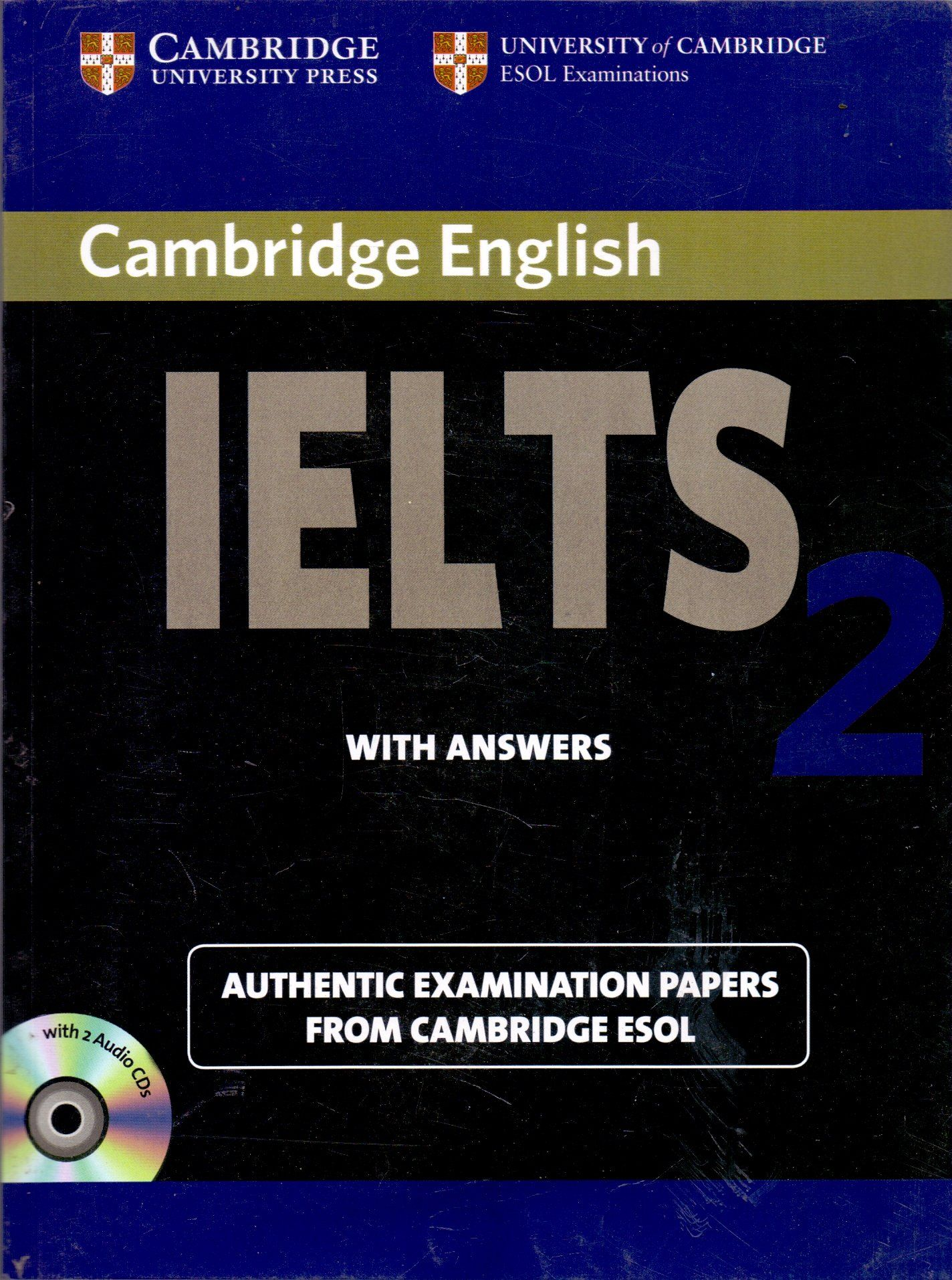 Download Cambridge IELTS 2 Book PDF | IELTS study material