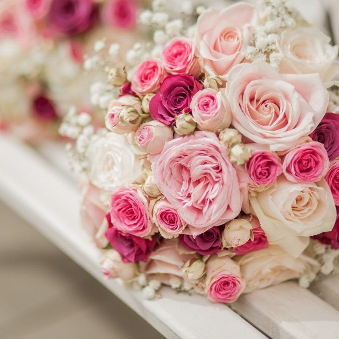 Grow Your Own Wedding Flowers: Image Result For Poročni šopek