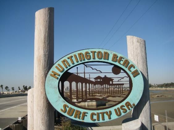 Huntington Beach Ca Surf City Usa