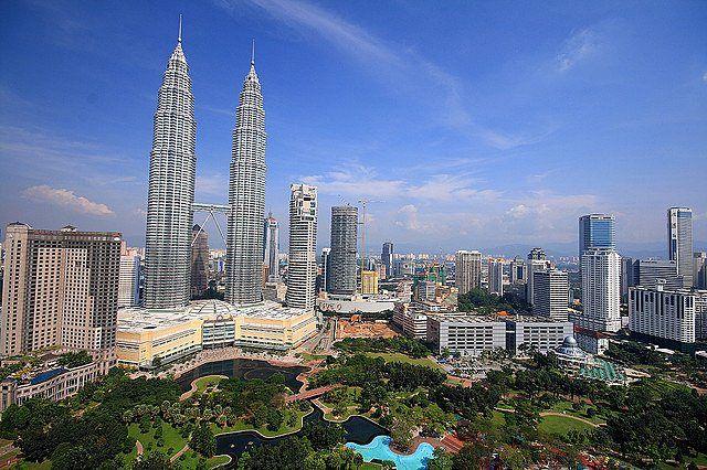 du lịch bụi malaysia