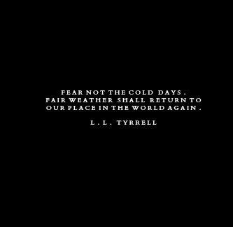 Written by L.L. Tyrrell.