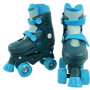 Buy Chad Valley Quad Skates - Blue at Argos.co.uk, visit Argos.co.uk to shop online for Skates and inline skates