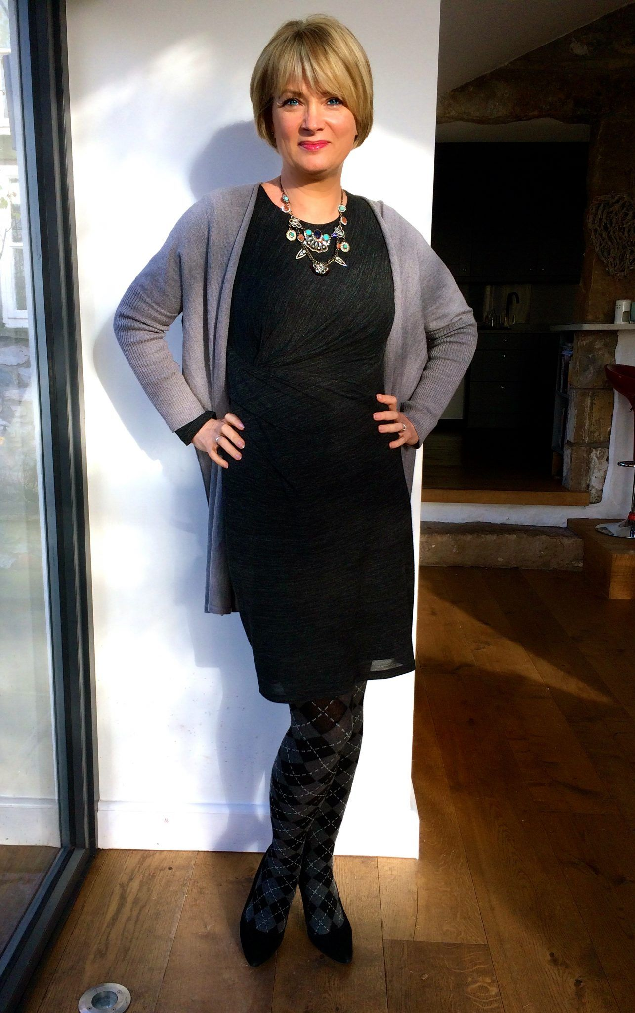 What I wore this week – work outfits for women over 40 ...