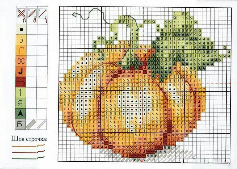 Photo of In Love With Autumn: 50+ Cross Stitch Patterns | Magazine Fair Masters