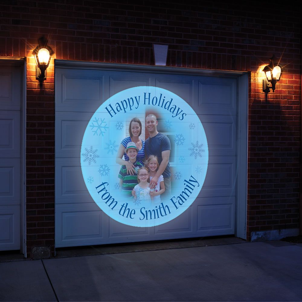 The personalized holiday greeting outdoor projector hammacher what to look for when buying holiday outdoor projector lights mozeypictures Gallery