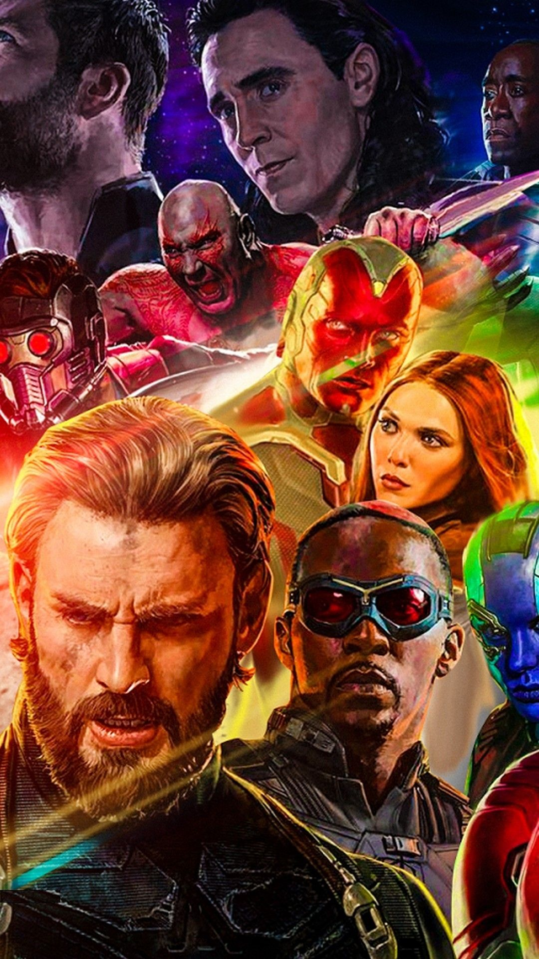 Avengers 3 Wallpaper