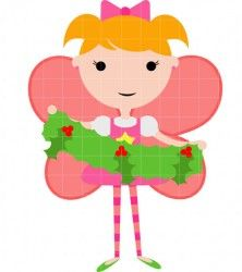 Candy Cane Fairy 6