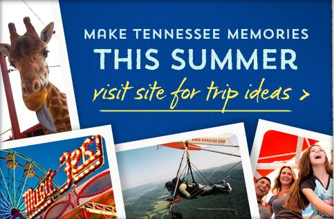 Travel's a joy when you fill it with good times and friendly people. Read Summer in Tennessee's stories to gain perspective on crafting your next journey.