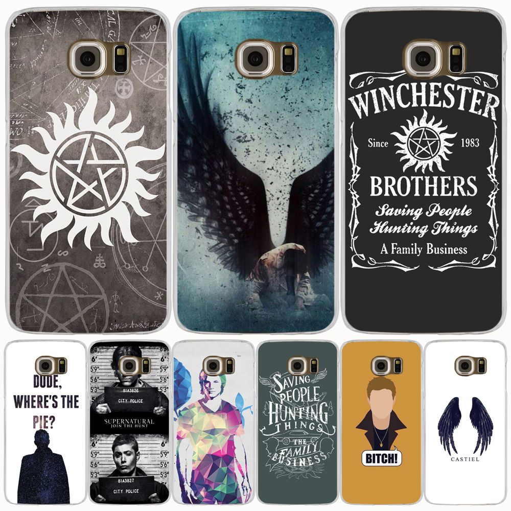 new product d45d4 20e92 Supernatural cell phone case cover for Samsung Galaxy S7 edge PLUS ...