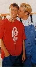 frick and frack   Backstreet boys, Cute boys, Nick carter
