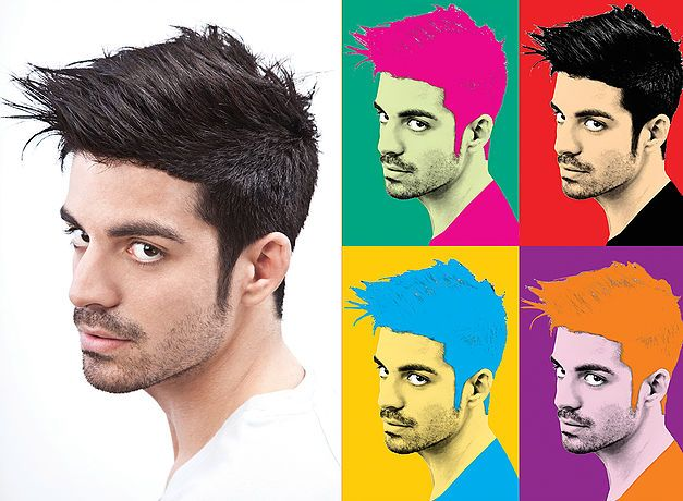 How To Create Andy Warhol Style Pop Art Portrait In Photoshop In