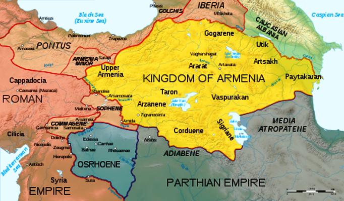 111 Kartographie Armenien Karten
