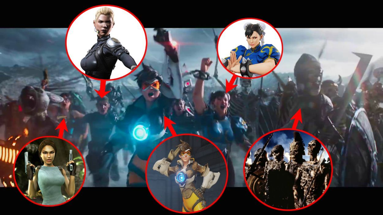 we have a guide to the ready player one trailer easter eggs and pop culture references from kn ready player one trailer ready player one ready player one movie ready player one trailer easter eggs