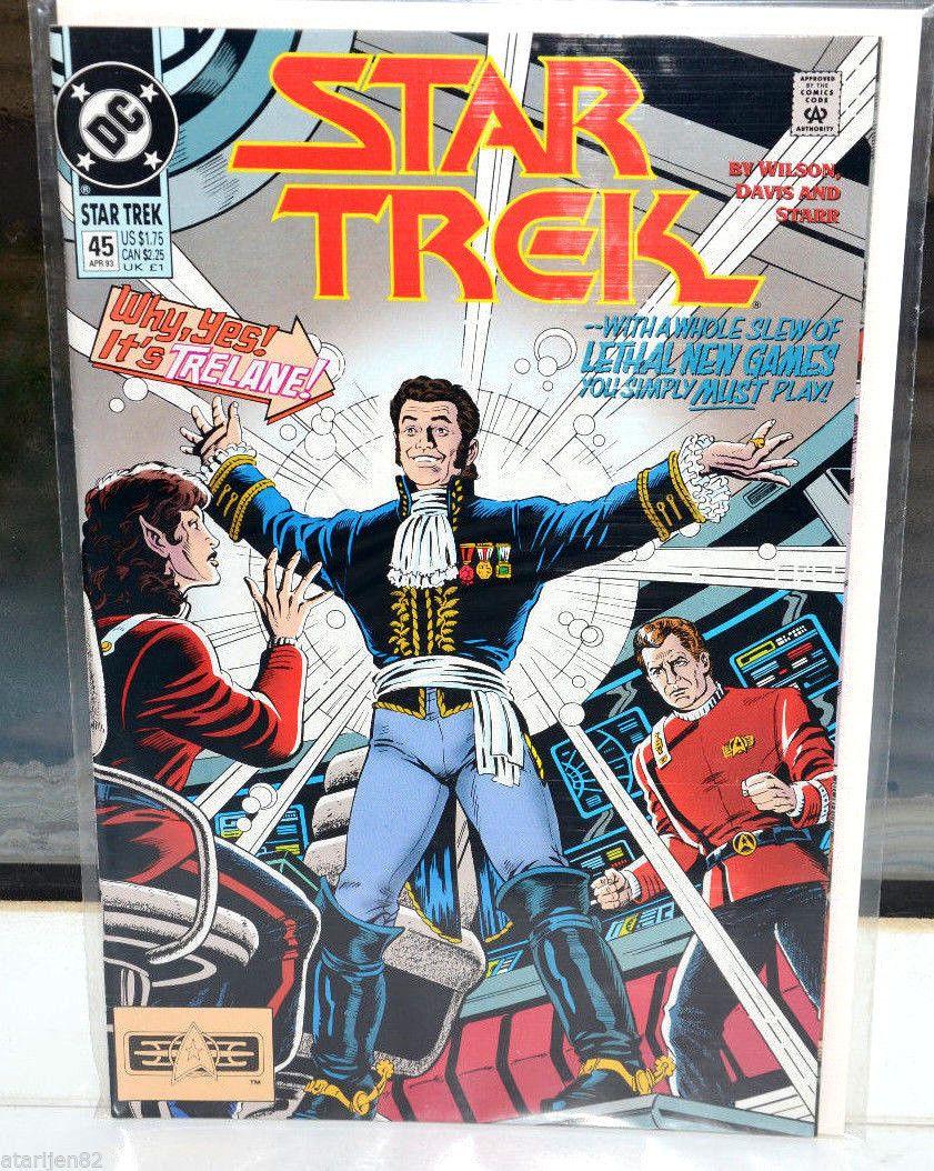 Pin by SuperHappyShop on Star Trek Comic Books | Star trek