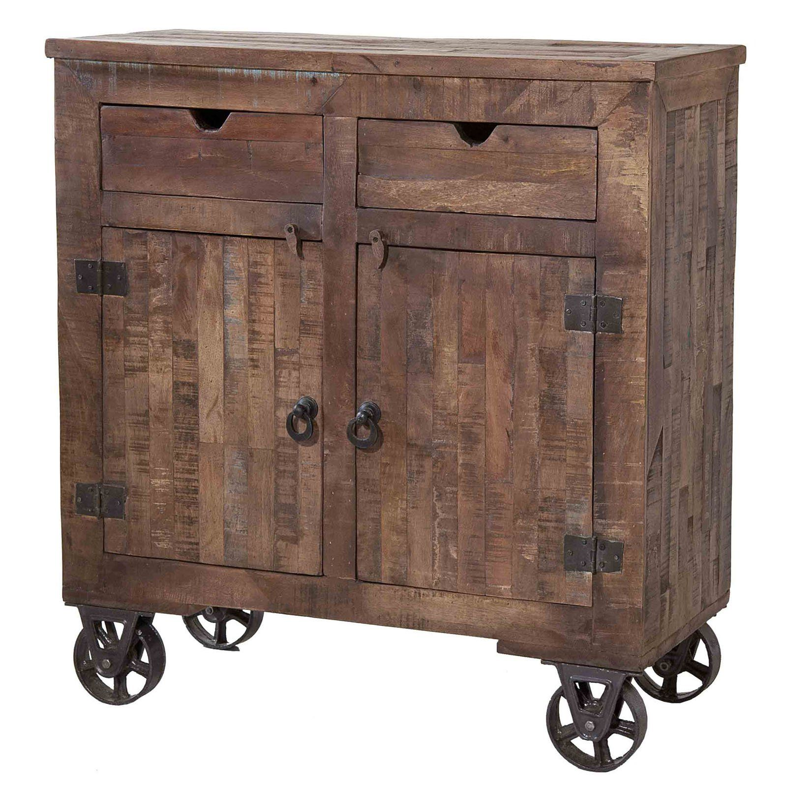 Kitchen island rolling  Have to have it Stein World Cordelia Wood Rolling Kitchen Cart