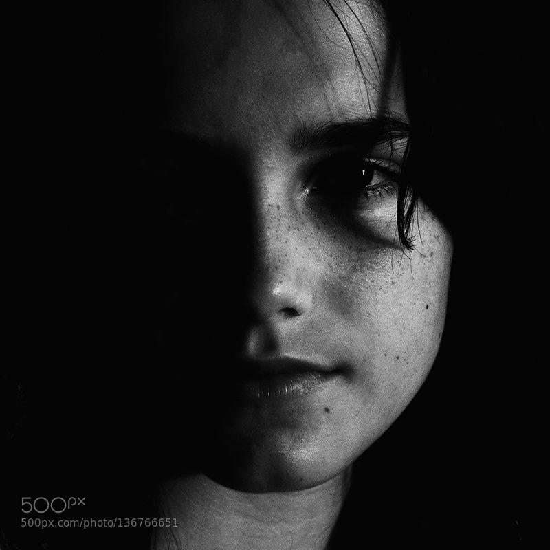 Noir. by domazet
