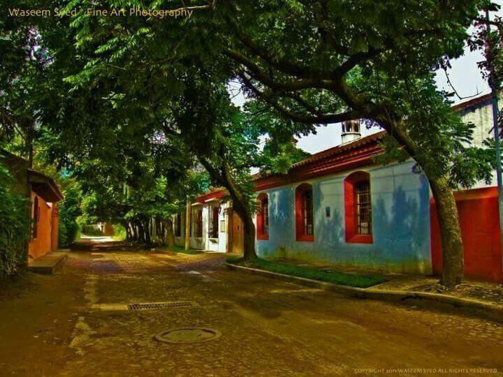 Calle de Antigua Guatemala Fotografía por WASEEM SYED