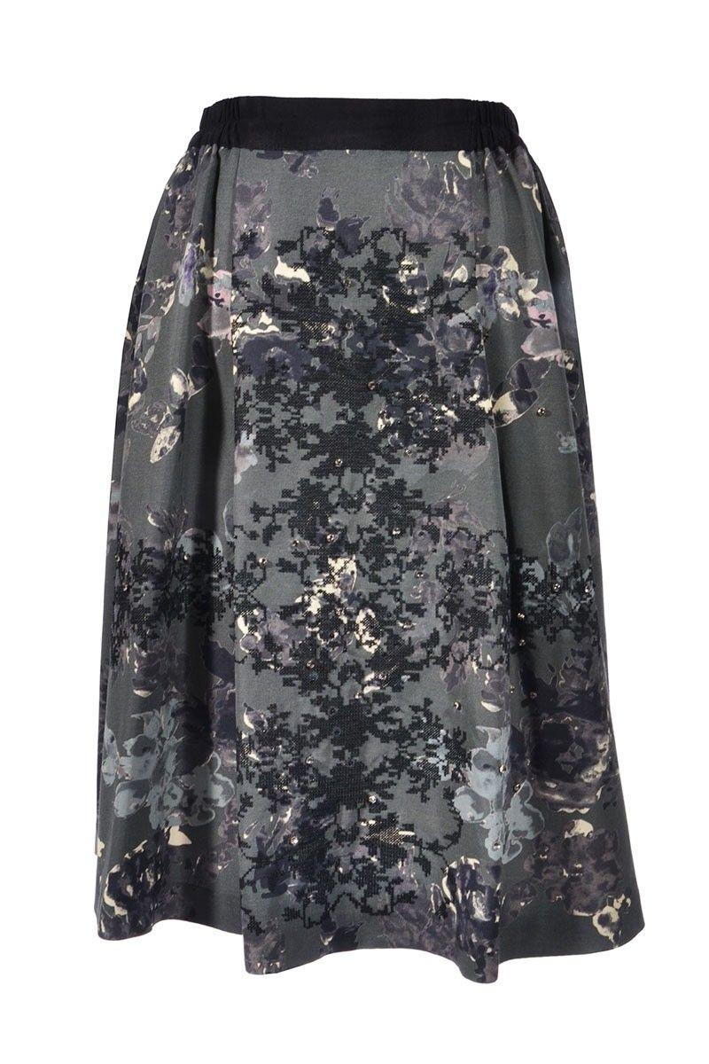 #DAYBirgeretMikkelsen #skirt  #fashion # clothes #vintage #mode #onlineshop #secondhand #designer #accessoires #mymint