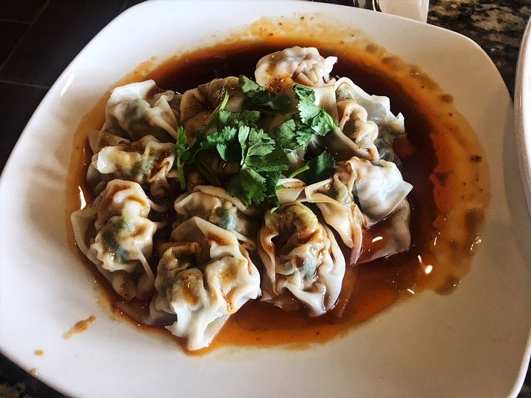 China jade makes the best sichuan wontons in town best