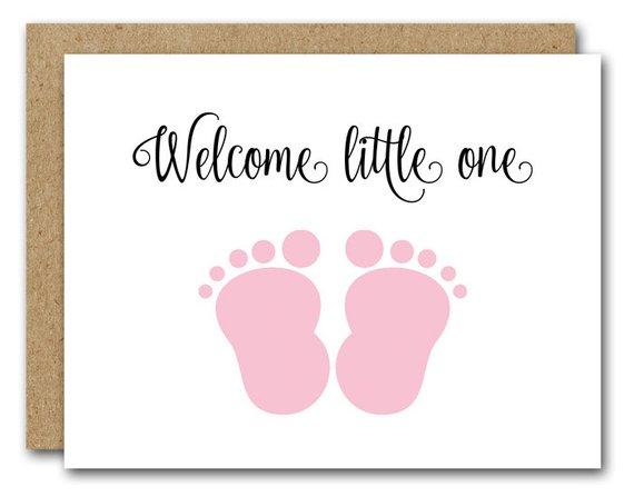 Printable New Baby Card Congratulations Baby Card Baby Shower Card New Mom Card Bab Baby Shower Cards Printable Baby Shower Cards Baby Congratulations Card