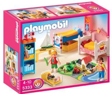 Playmobil 5333 Habitación del Bebé Amazon.es Juguetes
