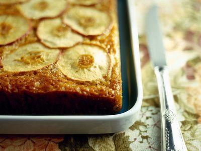 apple ginger bread