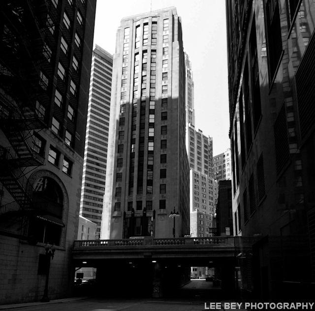 Art Deco Chicago Motor Club building
