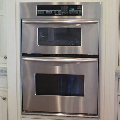 Kitchenaid Superba Convection Wall Oven With Built In Microwave Wall Oven Oven Reviews Kitchen Aid
