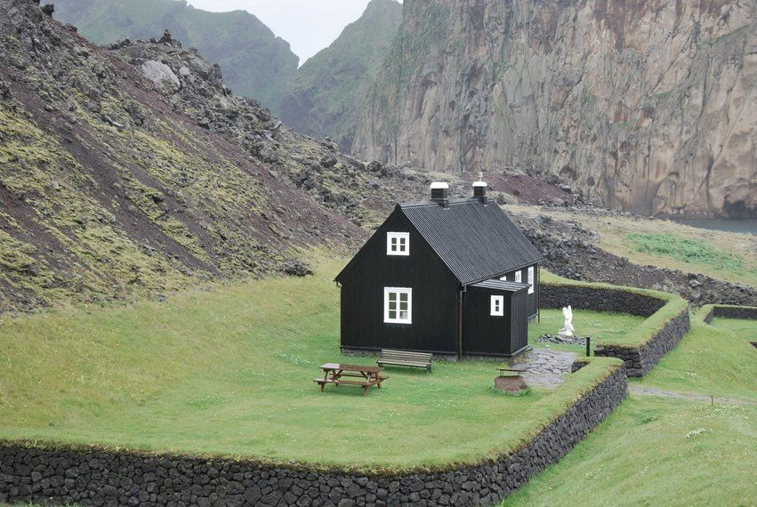 Peachy Iceland Black House Exteriors And Outdoor Spaces In 2019 Download Free Architecture Designs Xoliawazosbritishbridgeorg