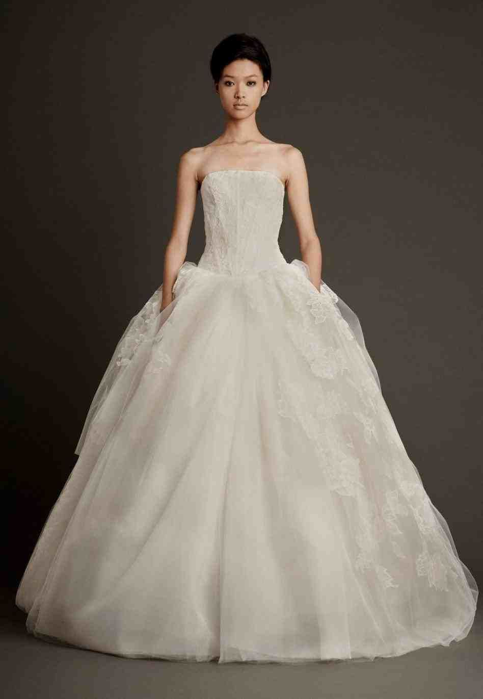 Wedding dresses vera wang in weddings pinterest